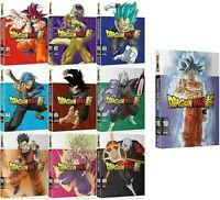 Dragon Ball Super Parts 1 - 10 DVD Bundled Set -NEW