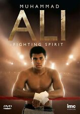 * NEW SEALED TV DVD FILM DRAMA * MUHAMMAD ALI - FIGHTING SPIRIT