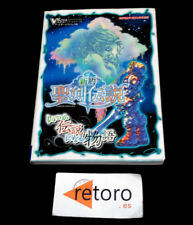 GUIA GUIDE SWORD OF MANA OFICIAL STRATEGY GUIDE BOOK JAP gba gameboy advanced