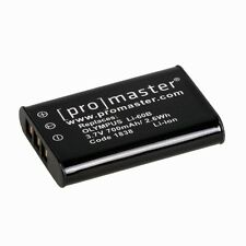 PromasterLI-60B XtraPower Lithium Ion Replacement Battery for Olympus