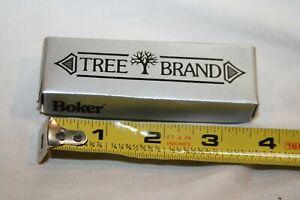 NOS Boker Tree Brand Barlow Pocket Knife 2 Blade 492 Never Sold!