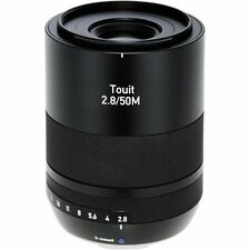 Zeiss 50mm Touit f2.8 compatible avec FUJI X-Mount