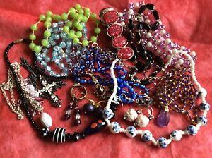 costume jewellery joblot bundle