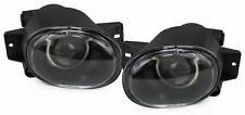 CLEAR PROJECTOR FOG LIGHTS FOR SEAT LEON & TOLEDO 1M1 / 1M2 1999-2006