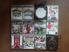 PlayStation 3 GAMES mix (Listing is for 1 game) - please specify when purchasing