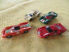 "CHAMPION - 4 voitures ""24h du Mans"""