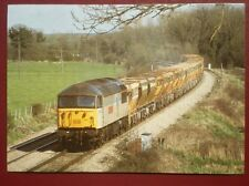 POSTCARD C2-9 CLASS 56 LOCO NO 56032 'SIR DE MORGANNWG/COUNTY OF SOUTH GLAMORGAN