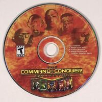 The Command & Conquer Collection CD Disc Only