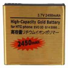 Battery for HTC Sensation XE XL G14 G17 Evo 3D 4G Gold