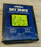 SKY JINKS by Activision - Clean Tested Working Atari 2600 Game