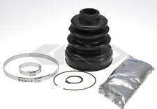 SPIDAN Faltenbalgsatz Antriebswelle 26168 für MAZDA Gummi getriebeseitig vorne 3