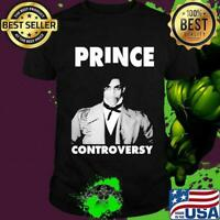 Official Prince Controversy Shirt Unisex