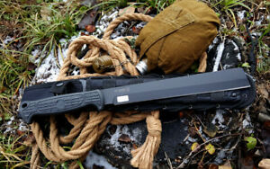 Russian Survivalist Machete Knife Supreme Universal 65G Steel TYPHOON KIZLYAR