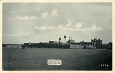 Meadville Pennsylvania~American Viscose Company~Rayon Factory~Water Towers~1940s