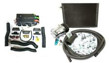 Gearhead AC Heat Defrost Air Conditioning A/C Mini Kit + Compressor Vents Hose
