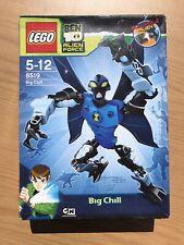 Lego 8519 Ben 10 Alien Force Big Chill