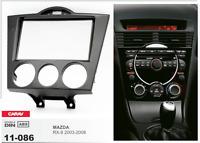 CARAV 11-086 2Din Marco Adaptador Kit Instalacion Radio MAZDA RX-8 2003-2008