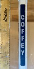Vintage Sher-Wood Pmp 5030 Sc Coffey Feather-Lite Wood Hockey Stick