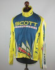 Scott USA cycling windstopper jacket Size L