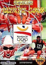 Olympic Gold (Sega Genesis, 1992)