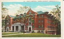 1920's Geer Hall, Furman University in Greenville, SC South Carolina PC
