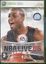 NBA Live 06 Videogioco XBOX 360 Sigillato 5030947047115
