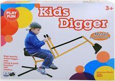 Kinderbagger Sandkastenbagger Sandbagger Bagger Sitzbagger Sandkasten Kinder