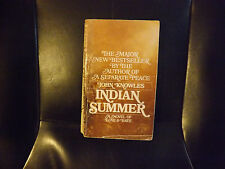 Indian Summer, by John Knowles
