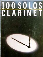 100 solos de clarinette, Wise 1993 (0909)