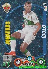 412 JONATHAS BRAZIL ELCHE.CF IDOLO AZ Alkmaar CARD ADRENALYN 2015 PANINI