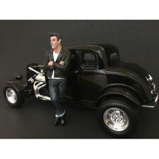 American Diorama 38151 50er Jahre Figur I Mann in schwarz 1:18 1/1000