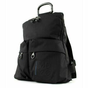 Backpack women's bag Mandarina Duck MD20 Black