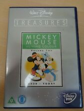 Walt Disney Treasures: Mickey in Living Colour - 1939 to Today DVD (2005) Walt