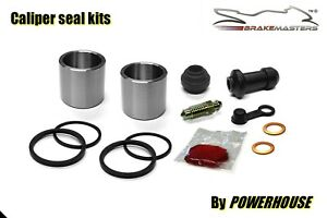 Yamaha YZ250 front brake caliper piston seal repair rebuild kit 2000 2001 set