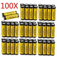 Lot GARBERIEL 14500 (AA) 3.7V 1200 mAH Li-ion Rechargeable Battery for Led Torch