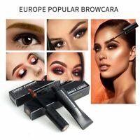 QIBEST Eyebrow Cream Long Lasting Waterproof Dark Brown Cosmetic Natural /