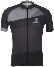 Boardman Mens Boys Short Sleeve Cycling Jersey Black Silver Size L Best  Price 569c8fd27