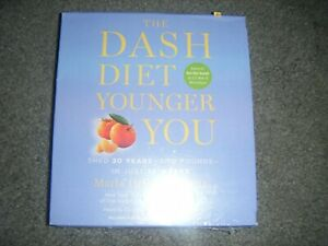 The Dash Diet Younger You : Shed 20 Years--And Pounds--in Just 10 Weeks by Marla