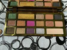 Too Faced CHOCOLATE GOLD Metallic/Matte Eye Shadow Palette * Full Size * NWOB