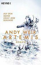 Artemis: Roman von Weir, Andy | Buch | Zustand gut