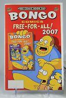 Bongo Comics Free-For-All 2007 - The Simpsons Spotlight - BUY 2 GET 3 FREE!!!