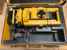 New Listingtopcon Gts 2b Semi Total Station Surveying Equipment Bt 5q Battery With Charger