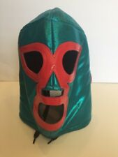 NACHO LIBRE Kid Mask Mexican Wrestling Mask Lucha Libre Luchador Costume Wrestle