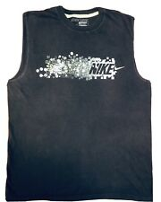 Nike Black & Green TANK TOP Men Size Large*FAST SHIPPING WITH TRACKING*