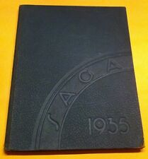 1935 Long Beach Junior College School Yearbook, California - SAGA - FAIR