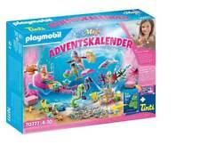 PLAYMOBIL 70777 Adventskalender ''Badespaß Meerjungfrauen''