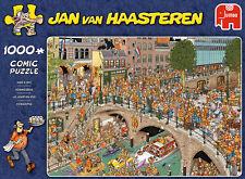 Jan van Haasteren Puzzle Königstag 19054 Jumbo 1000 Teile  NEU OVP