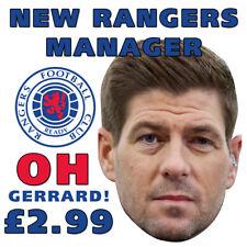 Steven Gerrard test template