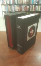 SIGNED First Thus New Moon by Stephenie Meyer Hardcover Collector's Ed Slipcase