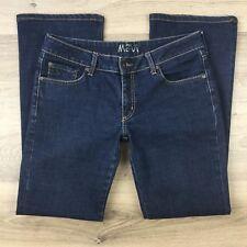 Mavi Women's Jeans Amelie Boot Cut Mid Rise Size 31 Actual W32 L30.5 (AV17)